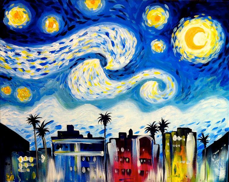 SOUTH BEACH STARRY NIGHT**Public Event**