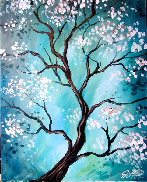 How to Paint Zen Tree