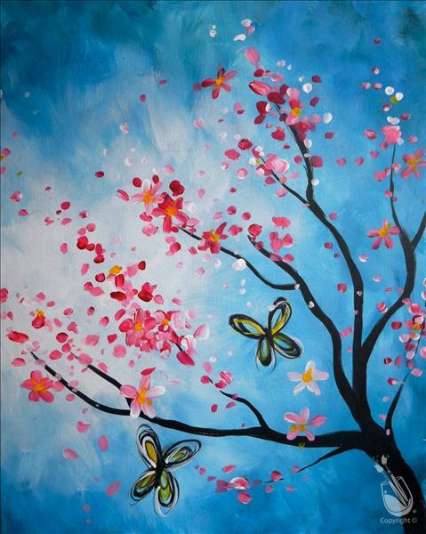 Blossoms and Butterflies - Side 2