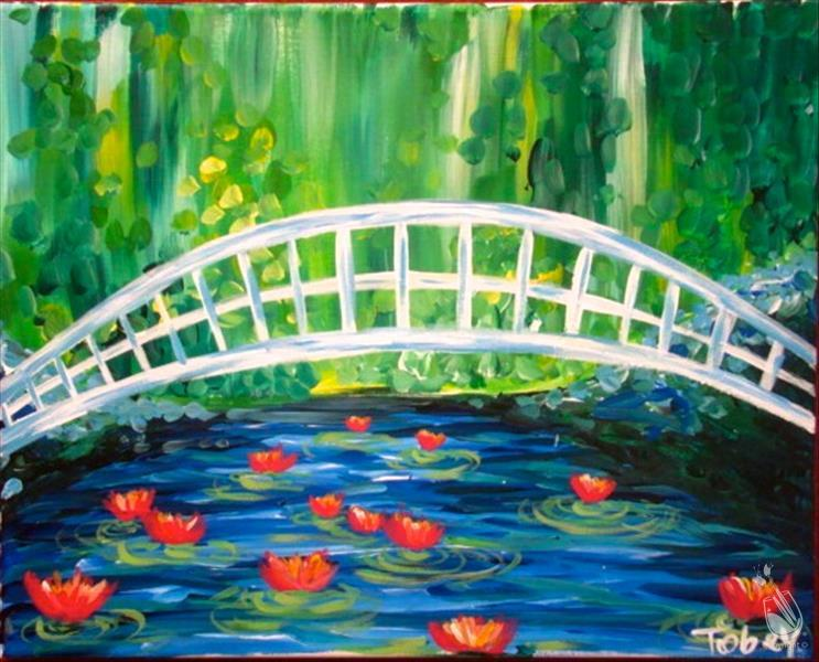 Monet's Bridge - Set/Solo