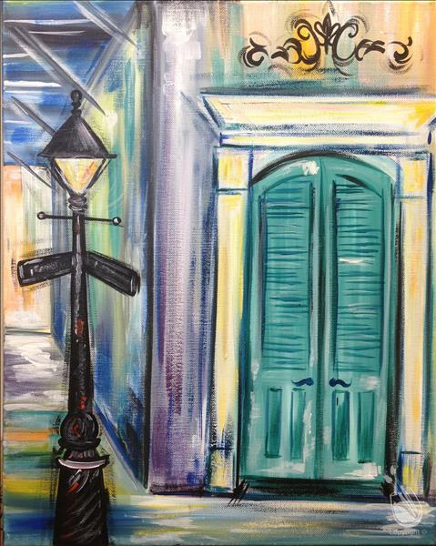 French Quarter Corner