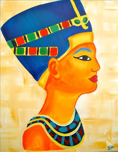 Egyptian Royalty - Queen