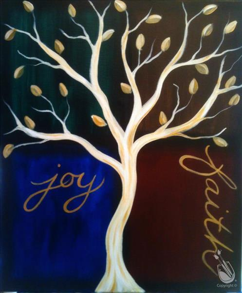 Faith Tree - Side 2