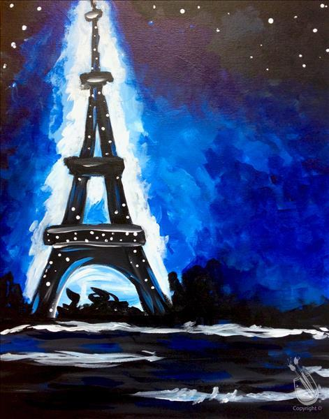 Midnight at the Eiffel Tower **LIMITED SEATING**