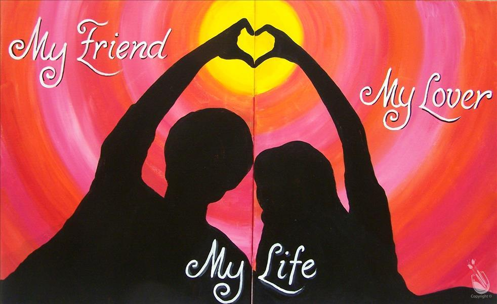 My Friend Lover Life - Set