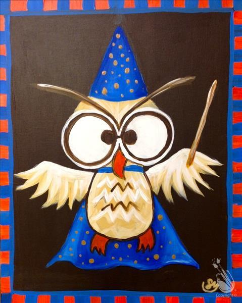 COSTUME PARTY FOR ALL!~ Wizarding Owl