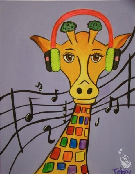 Hip Giraffe  *90's POP Sing-Along Night*
