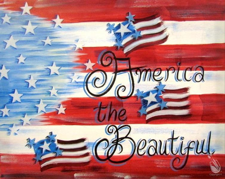 America the Beautiful*** Adults Only