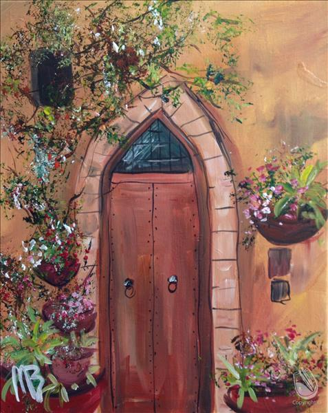 Door in Tuscany **LIMITED SEATING**