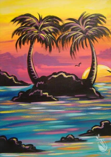 **Sunset Palms**