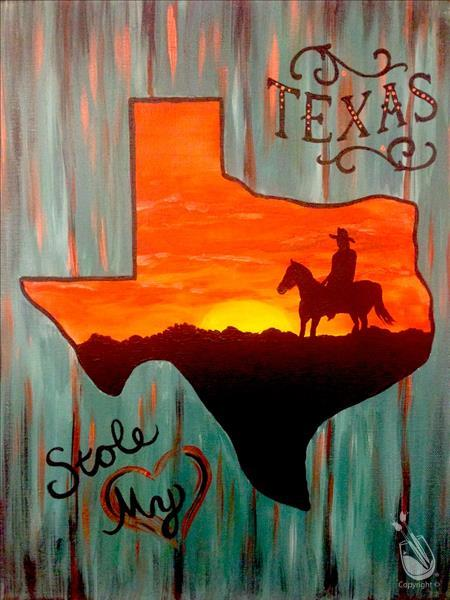 Texas Stole My Heart (Ages 15+)