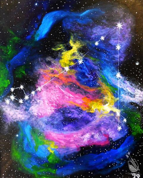 Kids Camp: CREATE YOUR CONSTELLATION, Ages 8-14
