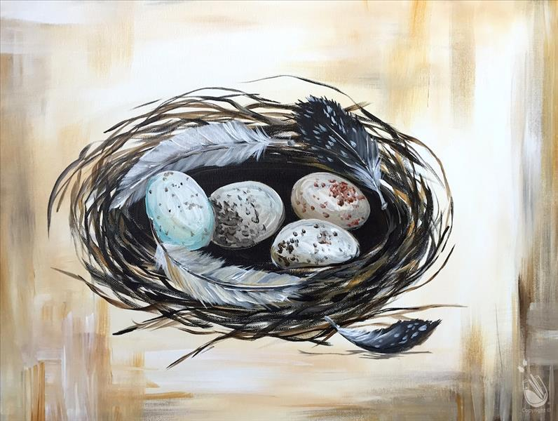 How to Paint The Nest (PWAT Skippack Original Art!)