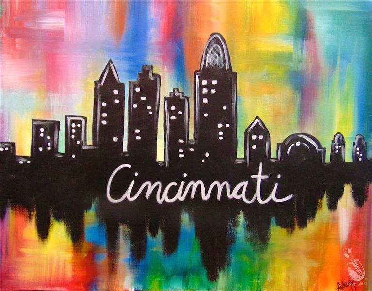 Cincinnati Colors