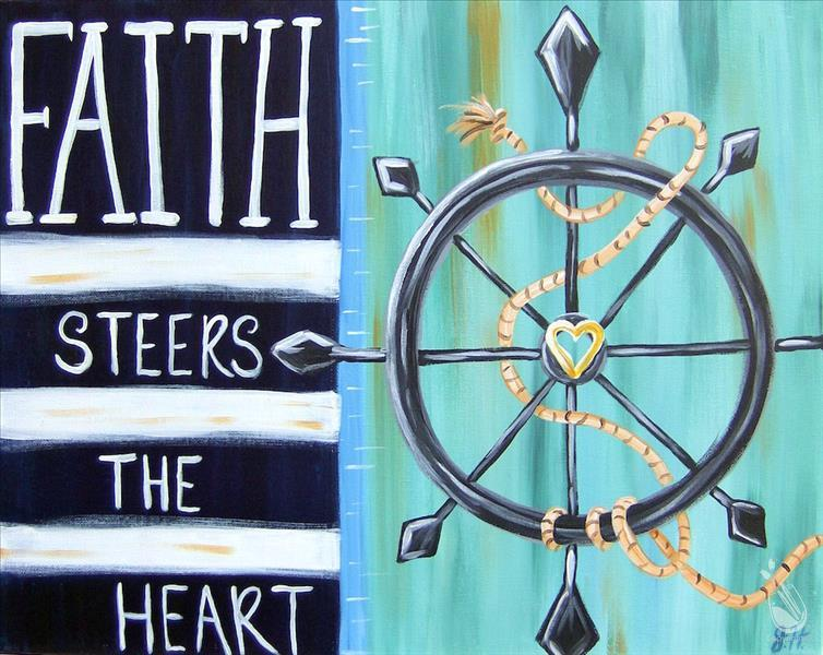 Faith and Hope - Faith Steers the Heart