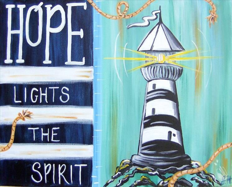 Faith and Hope - Hope Lights the Spirit