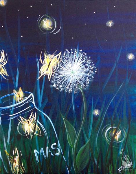 How to Paint Summertime Wishes