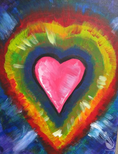 Kids Camp: Vibrant Heart
