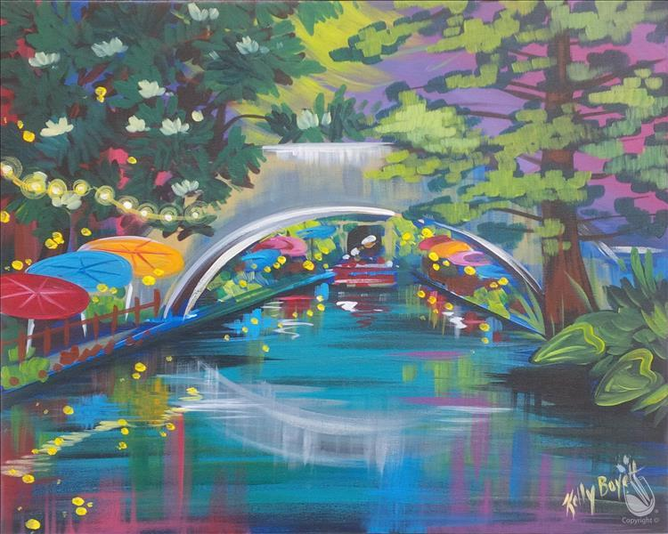 How to Paint River Walk (Adults 18+)