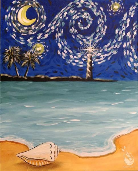 Starry Beach - Side 1