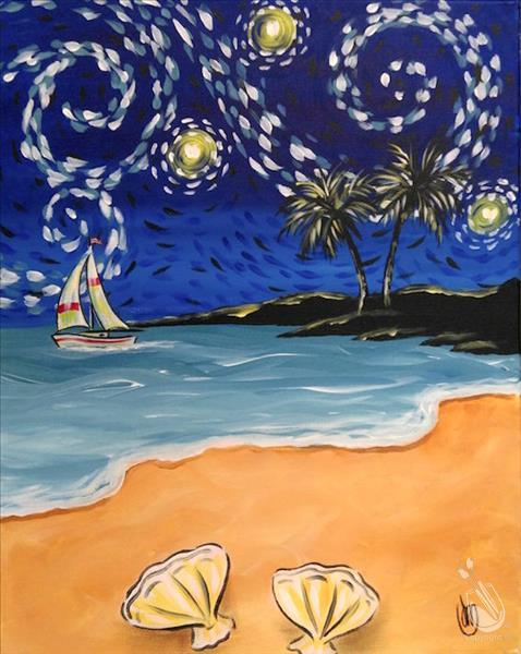 Starry Beach - Side 2
