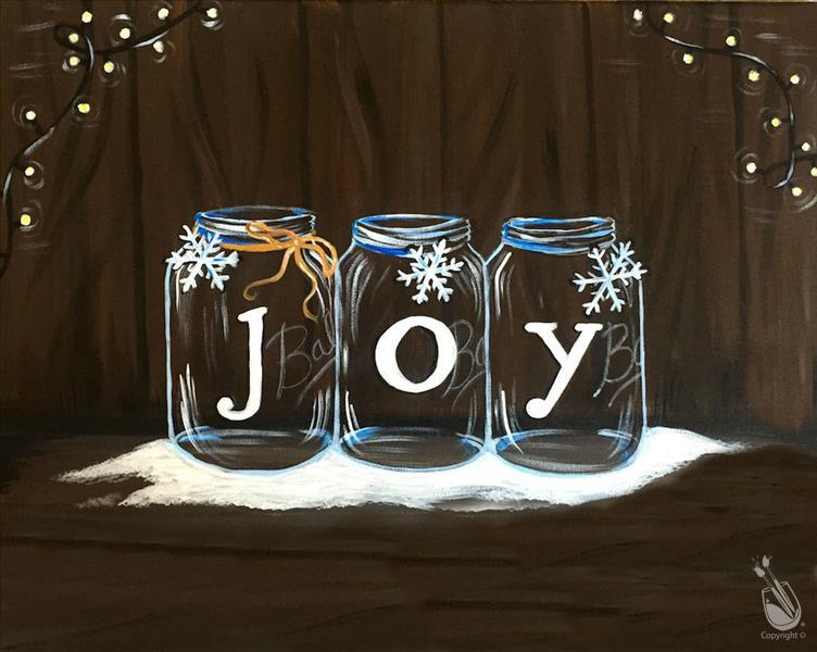 Joy of a Rustic Christmas