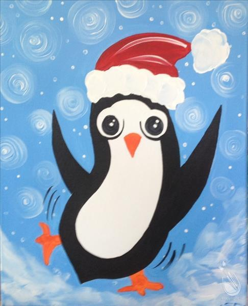 In Studio - Merry Penguin (7+)