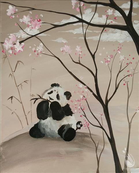 PANDA AMONG THE BLOSSOMS**Public Family Event**