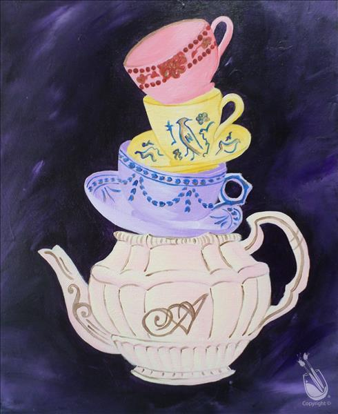 Trivia Tuesday -  Alice's Mad Tea Party