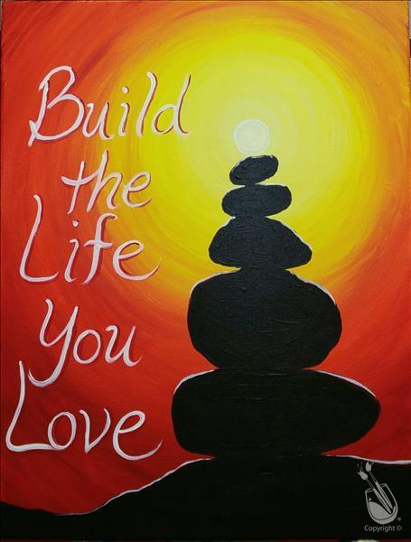 Find Your Zen!  ***Build the Life***