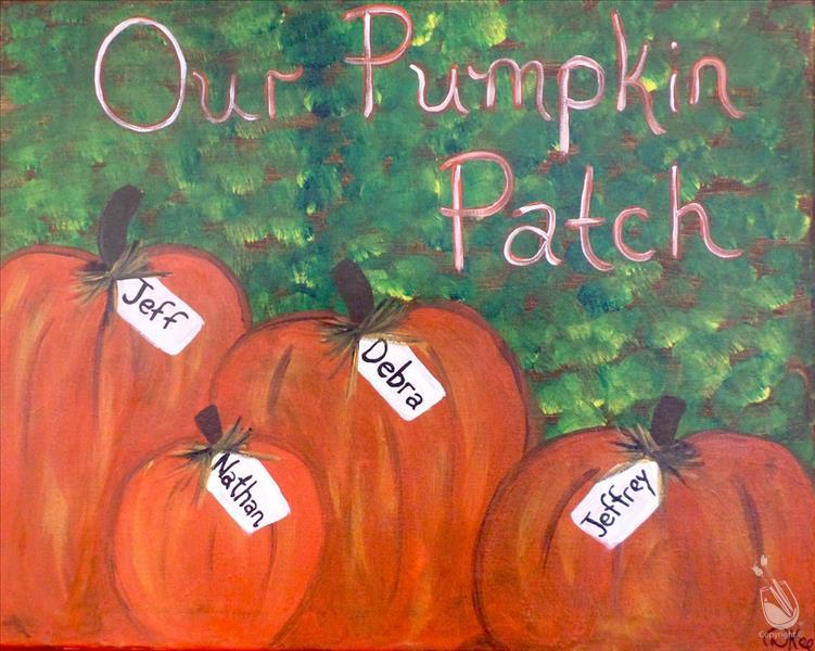 Our Pumpkin Patch {All Ages}