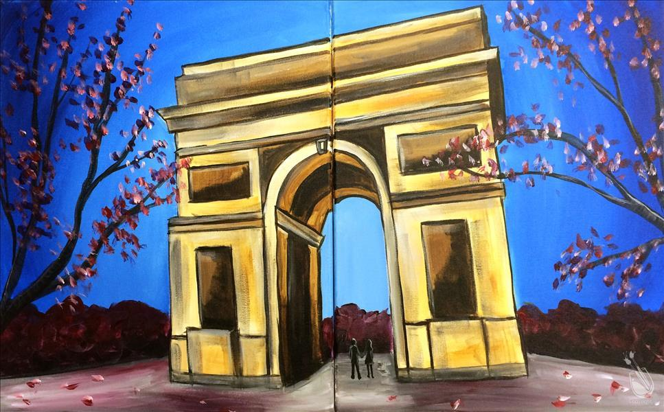 Travelogue Tuesday - Arc de Triumphe