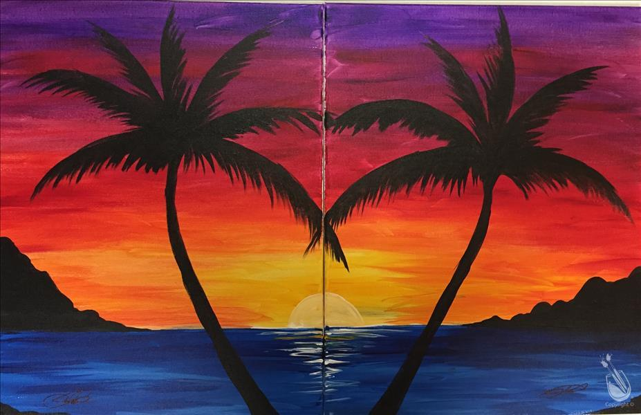 VIRTUAL OR IN STUDIO: *DATE NIGHT!* Sunset Love