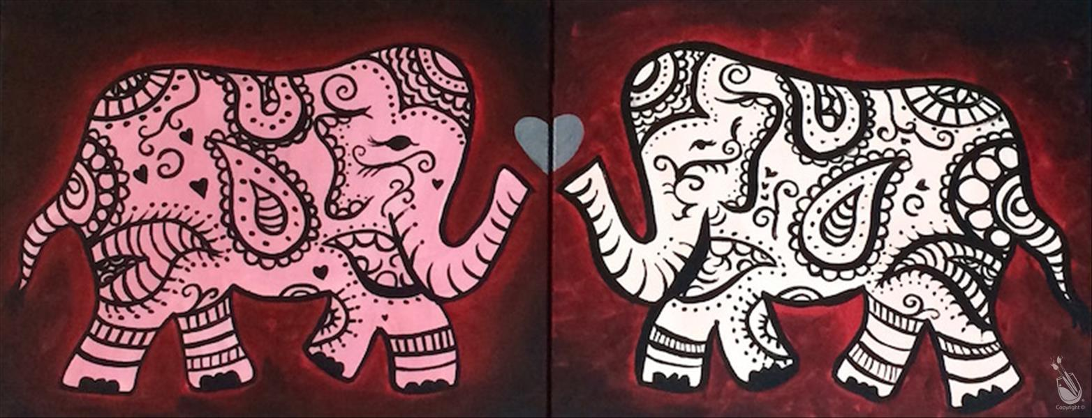 ELEPHANT LOVE SET**Public Event**