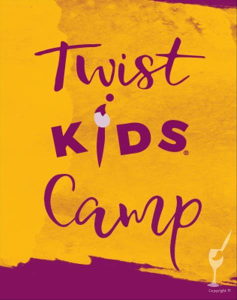 Kid's Art Camp, Full Week - All Day, Ages 6 - 12