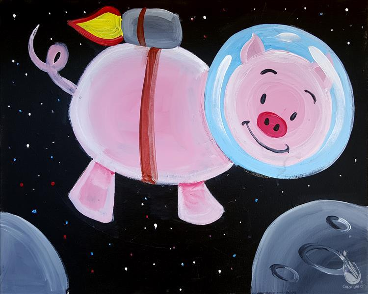 (Public Family Event) Space Pig