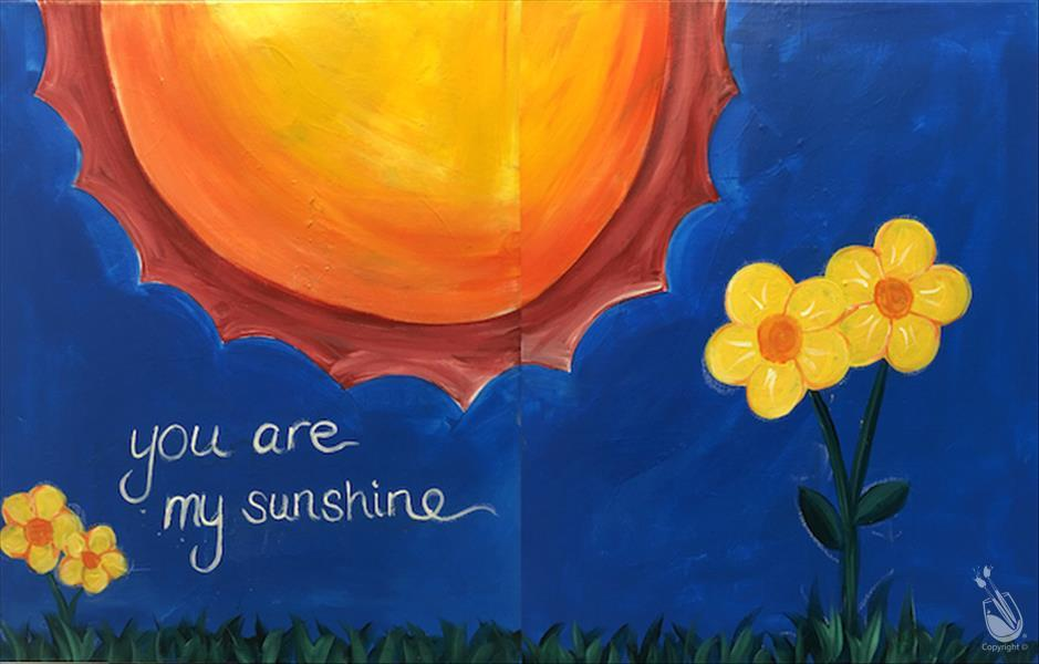 You are My Sunshine *SET or Single* For Ages 7+