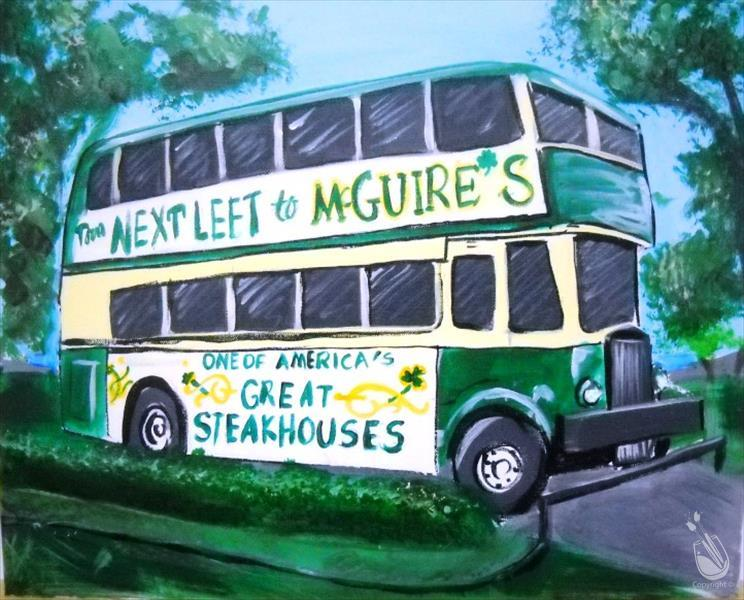 McGuire's Bus-Celebrate St Paddy's Day!