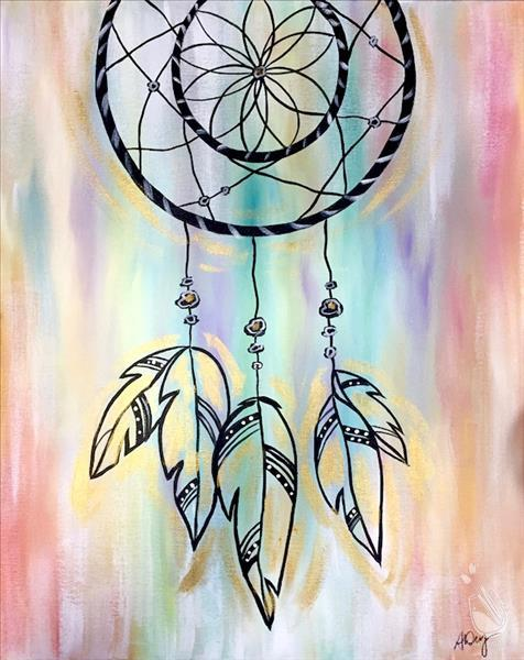 *VIRTUAL - AGES 5+* Dream Catcher