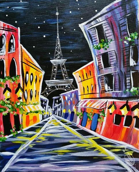 Paris Night Lights *$10 Off*