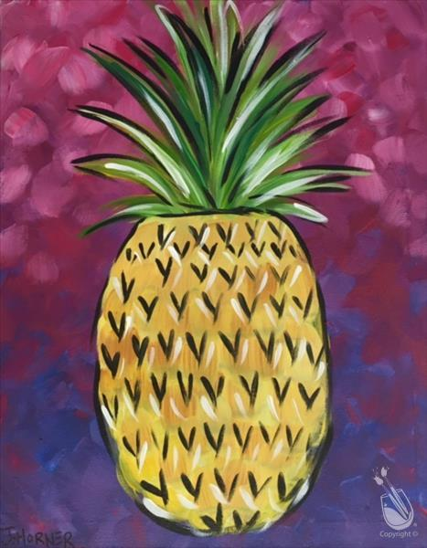 DAY CLASS! Ages 10+ Pineapple **LIMITED SEATING**