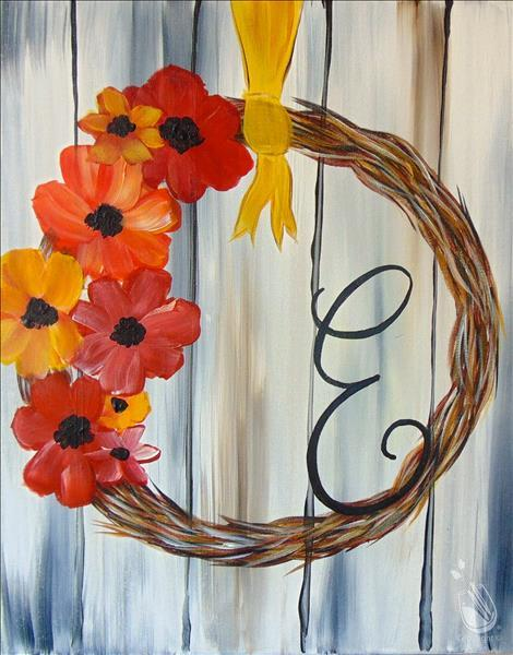 Rustic Wreath - A FAN FAVORITE!