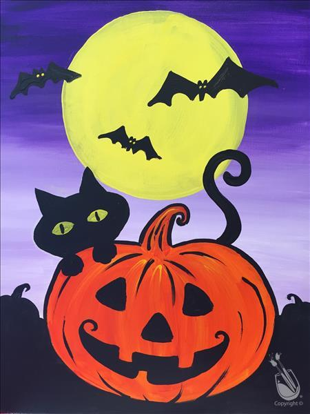 Kitty's Pumpkin  (All Ages) **LIMITED SEATING**