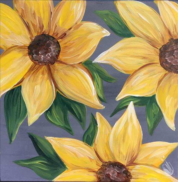 Sunflowers (Ages 15+)