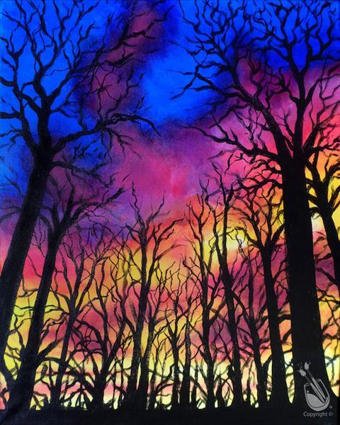Sunset Forest (Ages 18+)