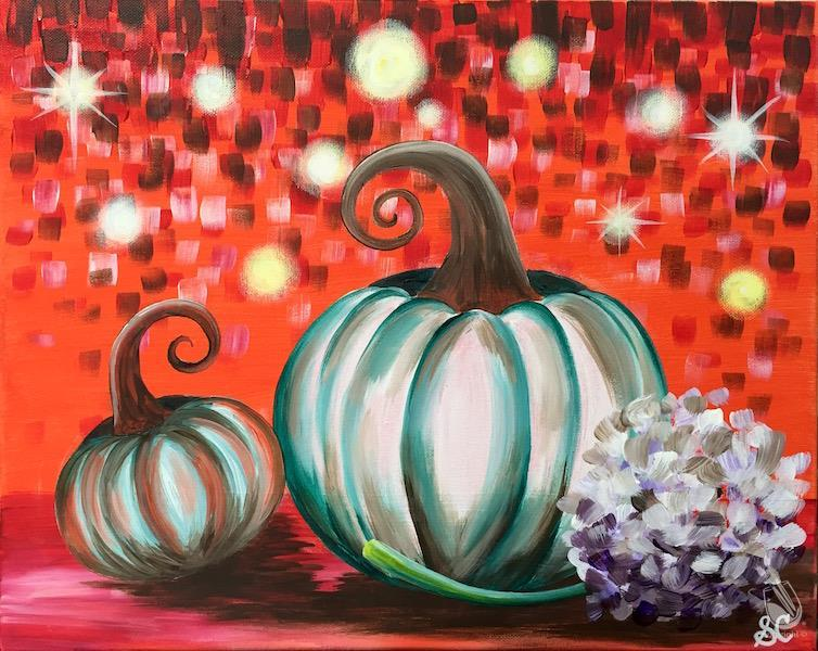 Fall Sparkle-In Studio Class