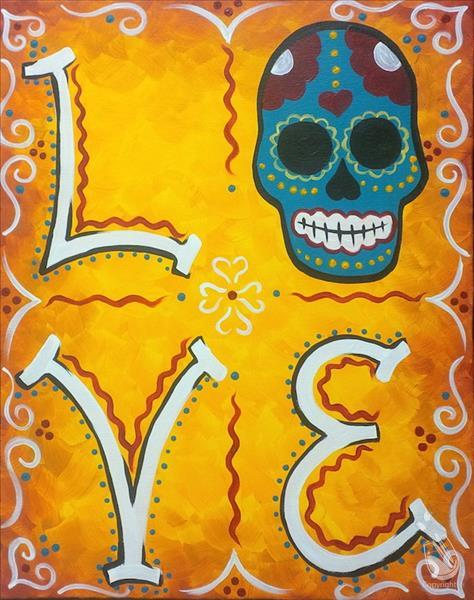 Sugar Skull Love - 13&Up
