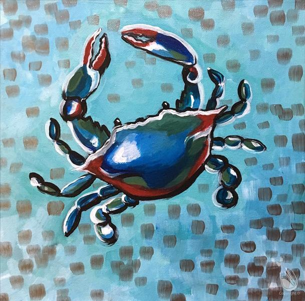 Shimmering Seafood - The Crab