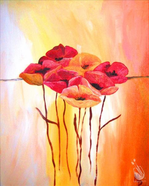 Courtney's Poppies