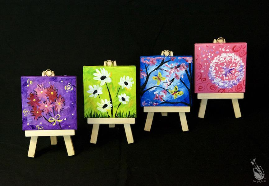 Mother's Day Mini Easel Set